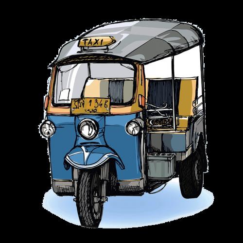 TukTuk - Was ist tuktuk neu 2-min